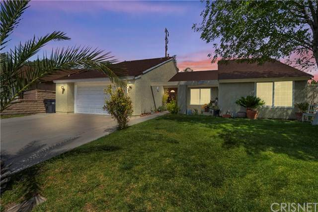 26888 Cuatro Milpas Street, Valencia, CA 91354 (#SR21085546) :: Randy Plaice and Associates