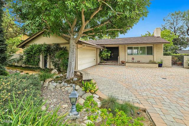 425 Camino Verde, South Pasadena, CA 91030 (#P1-4361) :: Randy Plaice and Associates