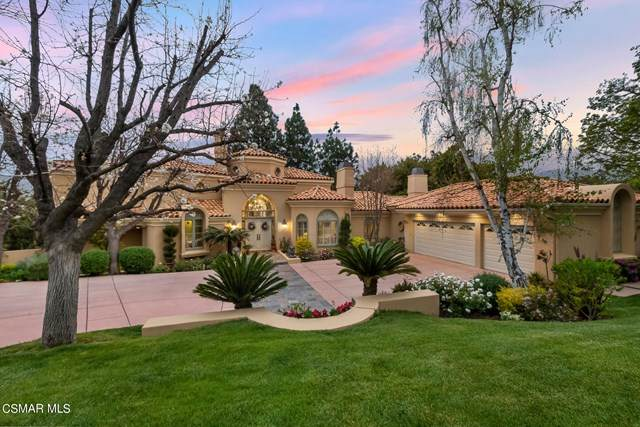 5592 Little Fawn Court, Westlake Village, CA 91362 (#221002113) :: Randy Plaice and Associates