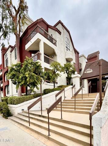 230 Bethany Road #331, Burbank, CA 91504 (#P1-4362) :: Randy Plaice and Associates