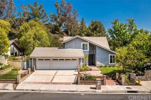 24205 Vista Ridge Drive, Valencia, CA 91355 (#SR21085303) :: Montemayor & Associates