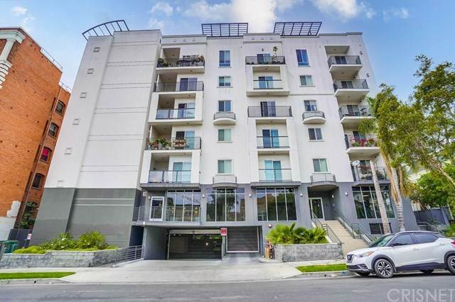 733 S Manhattan Place #504, Los Angeles, CA 90005 (#SR21084009) :: Lydia Gable Realty Group