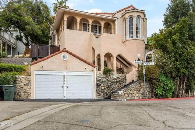 1128 Marion Drive, Glendale, CA 91205 (#P1-4426) :: Berkshire Hathaway HomeServices California Properties