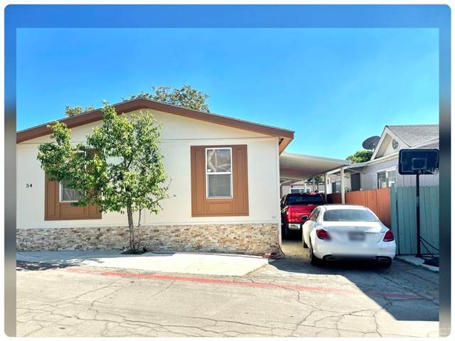 23450 Newhall Spc 54 Avenue #54, Newhall, CA 91321 (#SR21089264) :: Lydia Gable Realty Group