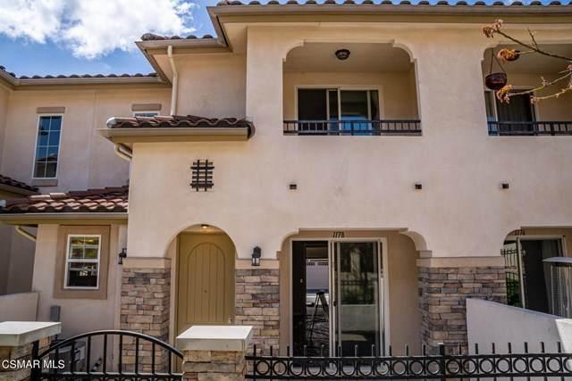 1178 Vista Canyon Lane, Newbury Park, CA 91320 (#221002256) :: Berkshire Hathaway HomeServices California Properties