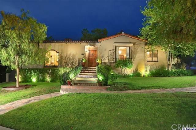 801 Cumberland Road, Glendale, CA 91202 (#320005896) :: Berkshire Hathaway HomeServices California Properties