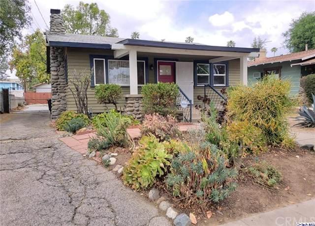 1885 N Newport Avenue, Pasadena, CA 91103 (#320005893) :: Berkshire Hathaway HomeServices California Properties