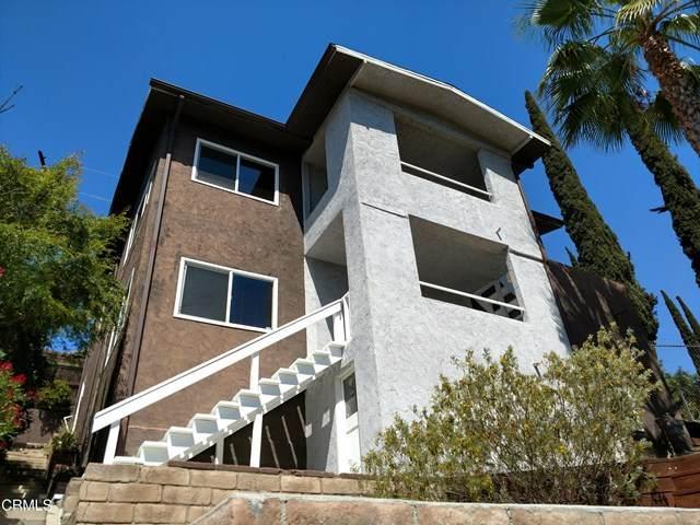 1315 Colorado Boulevard, Eagle Rock, CA 90041 (#P1-4485) :: Berkshire Hathaway HomeServices California Properties