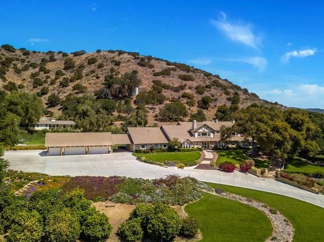 1515 Hidden Valley Road, Thousand Oaks, CA 91361 (#221002294) :: Berkshire Hathaway HomeServices California Properties