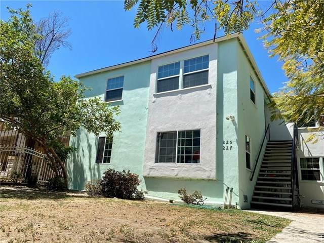 225 S Hoover Street, Los Angeles, CA 90004 (#SR21090516) :: Berkshire Hathaway HomeServices California Properties