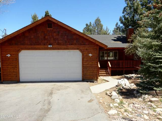356 Montclair Drive, Big Bear, CA 92314 (#221002303) :: Berkshire Hathaway HomeServices California Properties