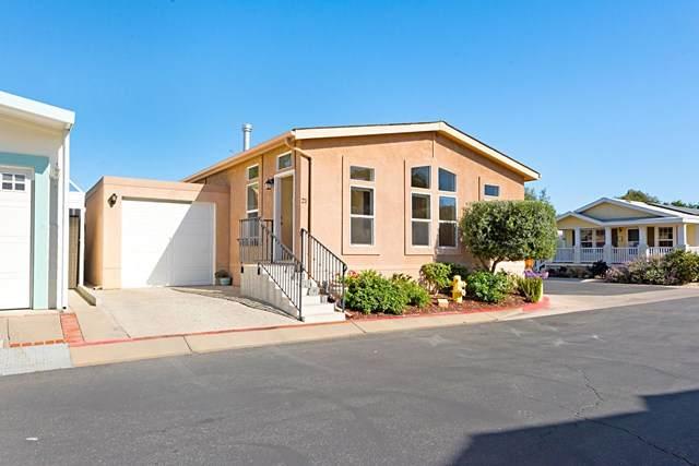 1885 Maricopa Highway #21, Ojai, CA 93023 (#V1-5467) :: Berkshire Hathaway HomeServices California Properties