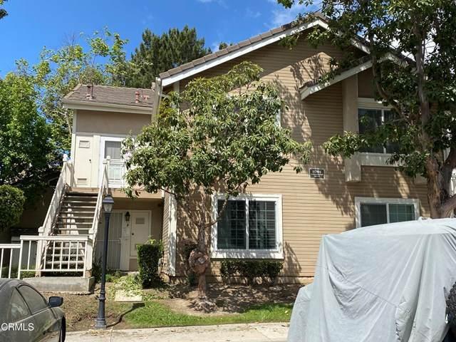 8701 Chessington Drive G, Inglewood, CA 90305 (#P1-4511) :: Berkshire Hathaway HomeServices California Properties