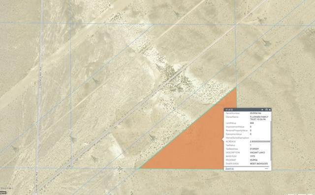 2 Acres On Coyote Lake Rd., Newberry Springs, CA 92365 (#V1-5490) :: Berkshire Hathaway HomeServices California Properties