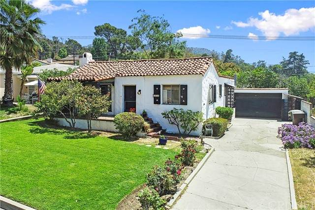 1834 Hillside Drive, Glendale, CA 91208 (#SR21092871) :: Berkshire Hathaway HomeServices California Properties