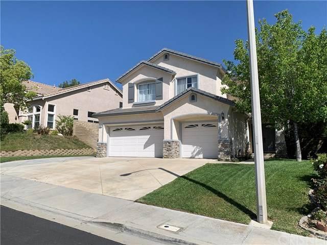 21627 Rose Canyon Lane, Saugus, CA 91390 (#SR21093009) :: Montemayor & Associates