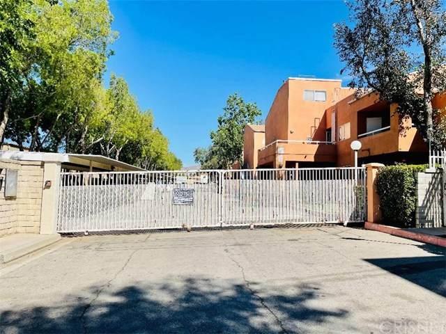12601 Van Nuys Boulevard #106, Pacoima, CA 91331 (#SR21093407) :: Montemayor & Associates