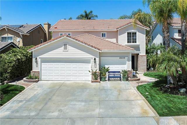 26039 Salinger Lane, Stevenson Ranch, CA 91381 (#SR21093071) :: Montemayor & Associates