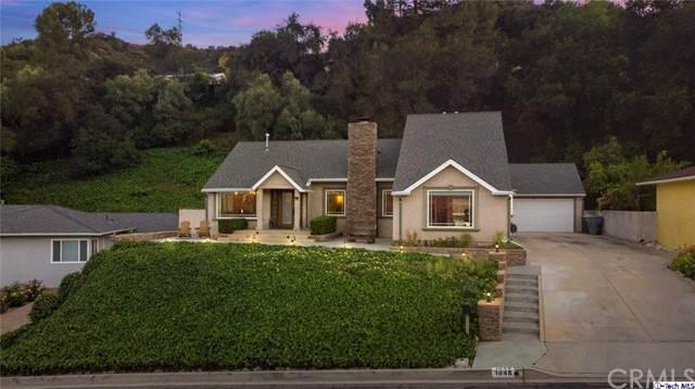 1048 Eilinita Avenue, Glendale, CA 91208 (#320005913) :: Berkshire Hathaway HomeServices California Properties