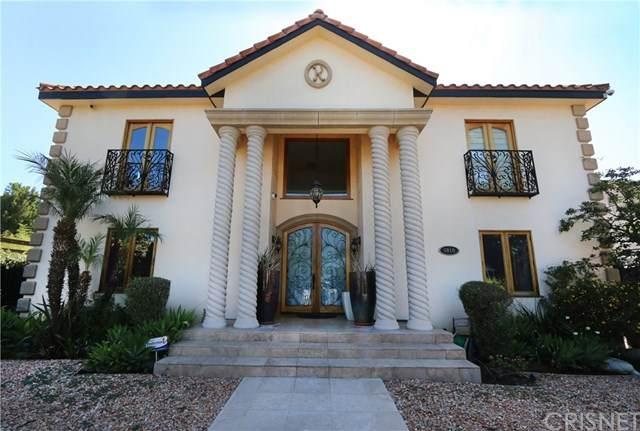 5010 Ranchito Avenue, Sherman Oaks, CA 91423 (#SR21093922) :: Compass