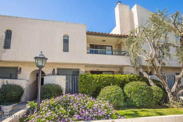5255 Zelzah Avenue #116, Encino, CA 91316 (#221002347) :: Berkshire Hathaway HomeServices California Properties