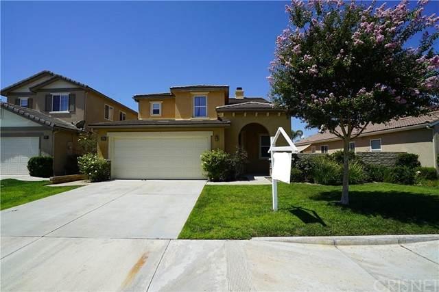 28457 Connick Place, Saugus, CA 91350 (#SR21094522) :: Montemayor & Associates