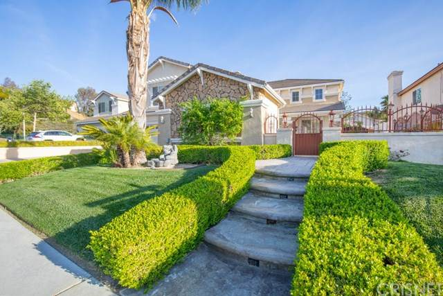 17816 Timber Branch Place, Canyon Country, CA 91387 (#SR21093602) :: Montemayor & Associates
