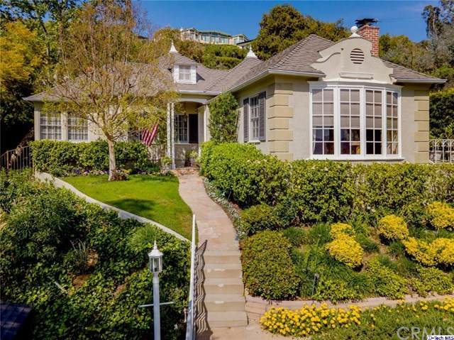 1939 Foothill Drive, Glendale, CA 91201 (#320005947) :: Berkshire Hathaway HomeServices California Properties