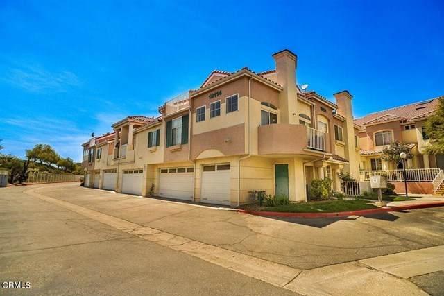 18114 Flynn Drive #3602, Santa Clarita, CA 91387 (#P1-4575) :: Montemayor & Associates