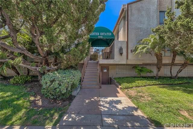 5115 Kester Avenue #101, Sherman Oaks, CA 91403 (#SR21094446) :: Berkshire Hathaway HomeServices California Properties