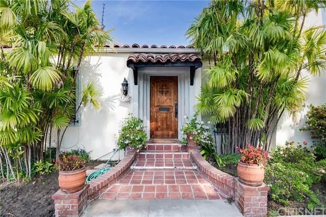 4352 Strohm Avenue, Toluca Lake, CA 91602 (#SR21095340) :: Berkshire Hathaway HomeServices California Properties