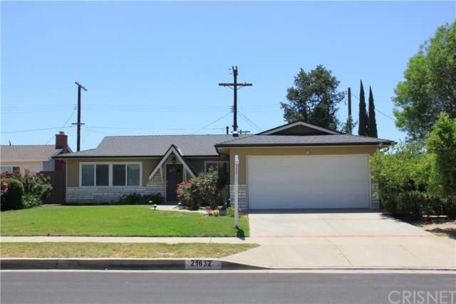21632 San Jose Street, Chatsworth, CA 91311 (#SR21059808) :: Berkshire Hathaway HomeServices California Properties