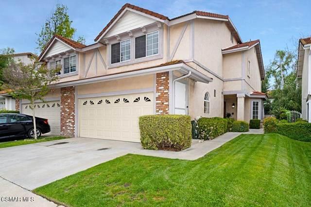 5328 Natasha Court, Agoura Hills, CA 91301 (#221002369) :: Randy Plaice and Associates
