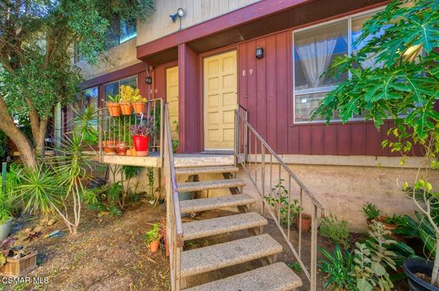 7320 Lennox Avenue E9, Van Nuys, CA 91405 (#221002371) :: Berkshire Hathaway HomeServices California Properties