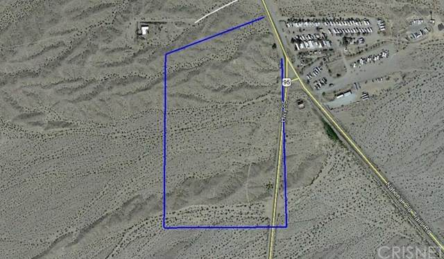 0 State Hwy 95, Needles, CA 92363 (#SR21095590) :: Berkshire Hathaway HomeServices California Properties