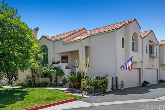 11345 Old Ranch Circle, Chatsworth, CA 91311 (#SR21093223) :: Lydia Gable Realty Group