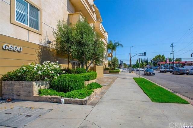 6800 Corbin Avenue #107, Reseda, CA 91335 (#320005983) :: Lydia Gable Realty Group