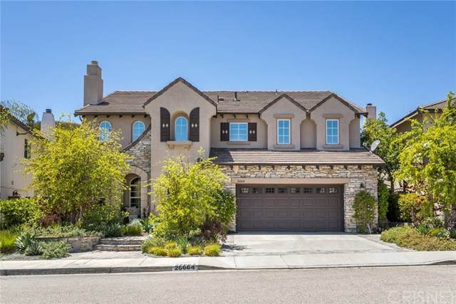 26664 Shakespeare Lane, Stevenson Ranch, CA 91381 (#SR21096370) :: Montemayor & Associates