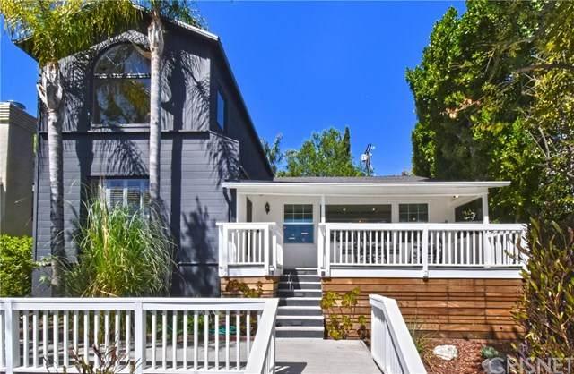 4125 Murietta Avenue, Sherman Oaks, CA 91423 (#SR21092951) :: Berkshire Hathaway HomeServices California Properties