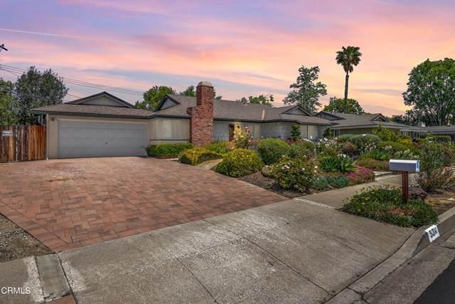 53 W Avenida De Las Flores, Thousand Oaks, CA 91360 (#V1-5599) :: Berkshire Hathaway HomeServices California Properties