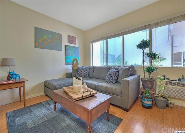 1255 N Harper Avenue #3, West Hollywood, CA 90046 (#320005997) :: Berkshire Hathaway HomeServices California Properties