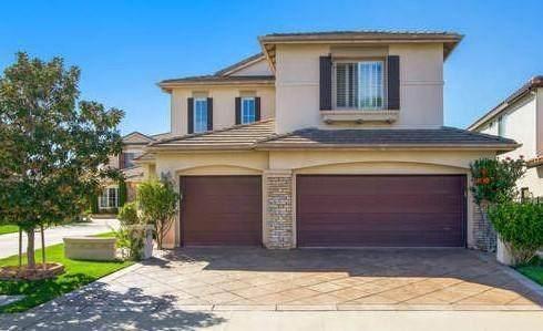 593 Camino Del Cielo, Newbury Park, CA 91320 (#221002407) :: Berkshire Hathaway HomeServices California Properties