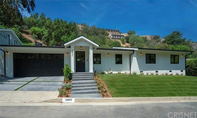 3403 Longridge Avenue, Sherman Oaks, CA 91423 (#SR21097081) :: Compass