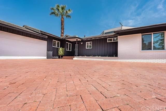 16141 Dickens Street, Encino, CA 91436 (#SR21096309) :: Compass