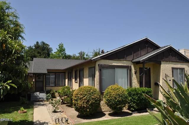 1301 N Pacific Avenue, Glendale, CA 91202 (#P1-4617) :: Berkshire Hathaway HomeServices California Properties