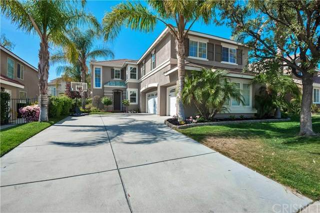 26013 Bates Place, Stevenson Ranch, CA 91381 (#SR21097352) :: Montemayor & Associates
