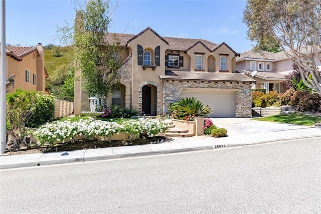 26618 Shakespeare Lane, Stevenson Ranch, CA 91381 (#SR21096282) :: Montemayor & Associates