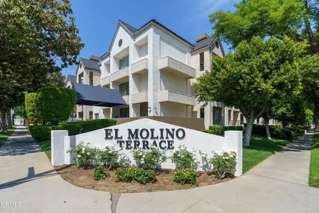 300 N El Molino Avenue #205, Pasadena, CA 91101 (#P1-4622) :: Berkshire Hathaway HomeServices California Properties