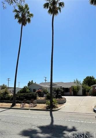 14612 Brand Boulevard, Mission Hills (San Fernando), CA 91345 (#SR21096593) :: The Parsons Team