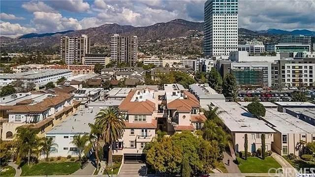 333 Milford Street #107, Glendale, CA 91203 (#SR21097913) :: Berkshire Hathaway HomeServices California Properties